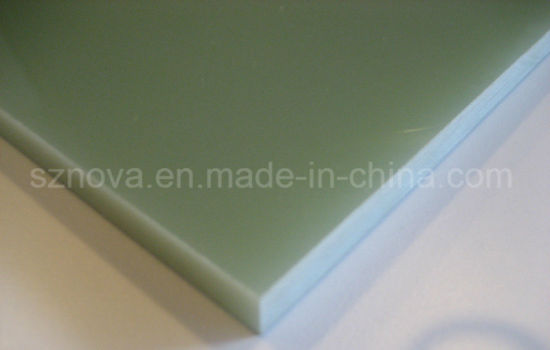 Epoxy Glass Fiber Laminate Fr4/G10 pictures & photos