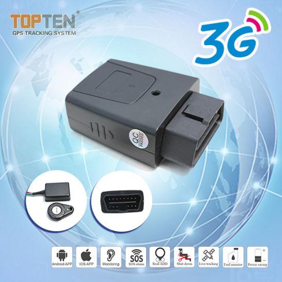Micro GPS Transmitter Tracker GPS Tracking Chip (TK208-KW)