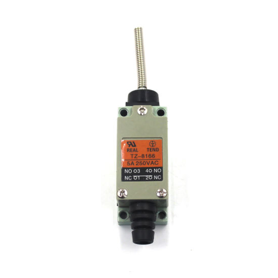 Yumo 5A 250VAC Tz-8166 High Temperature, Price IP65 Comply with IEC60529 Tz-8 Limit Switch pictures & photos