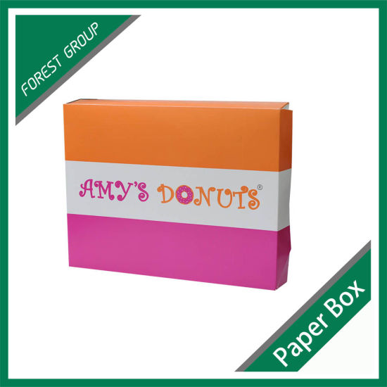 Custom Fancy Cake Paper Gift Box pictures & photos