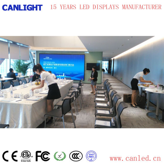 Indoor P3 Fixed LED Display for Ballroom Made by Canlight Screen Panel