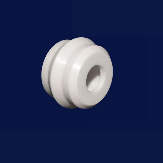 95% Al2O3 Alumina Ceramic Nozzle Specification for Machine Use