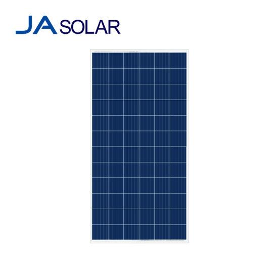 Ja Photovoltaic Poly Solar Cell Solar Panel 300W 320W 325W 330W