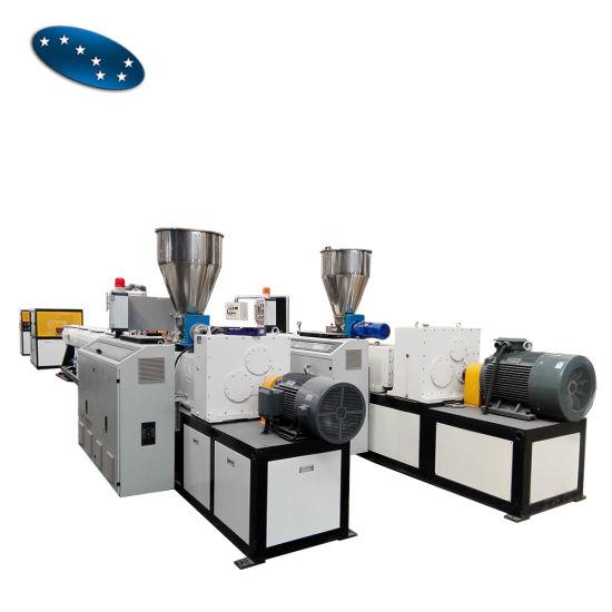 PVC Pipe Extrusion Making Machine Line