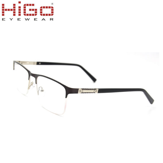 China Trending Metal Eyeglasses Stainless Steel Optical Frames with ...