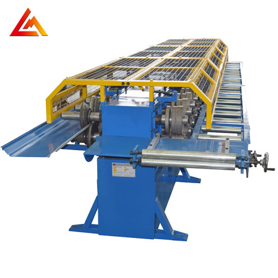 Fan Shaped Metal Roof Roll Forming Making Machine