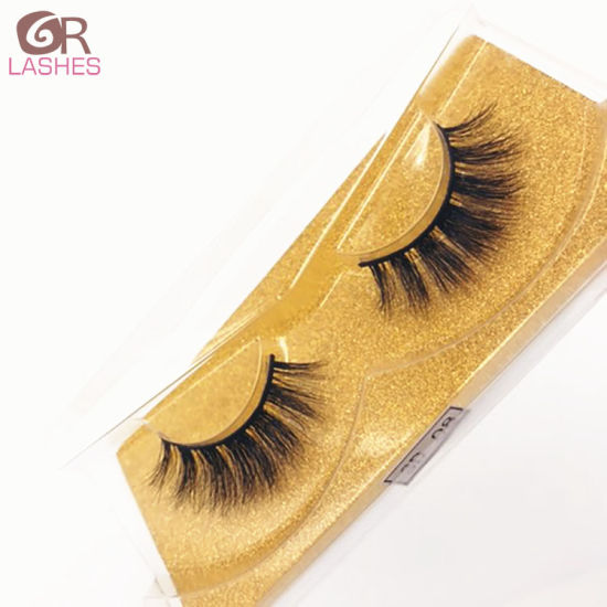 OEM Service Soft Manufacturer 100% Cruelty Free Mink Eyelash pictures & photos