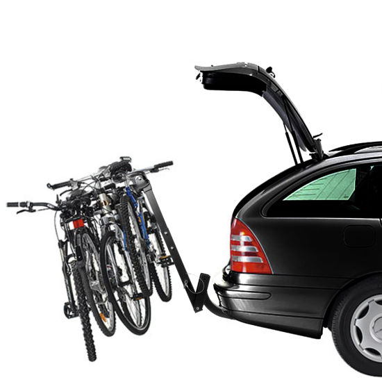 New High Quality Bike Trailer Rack