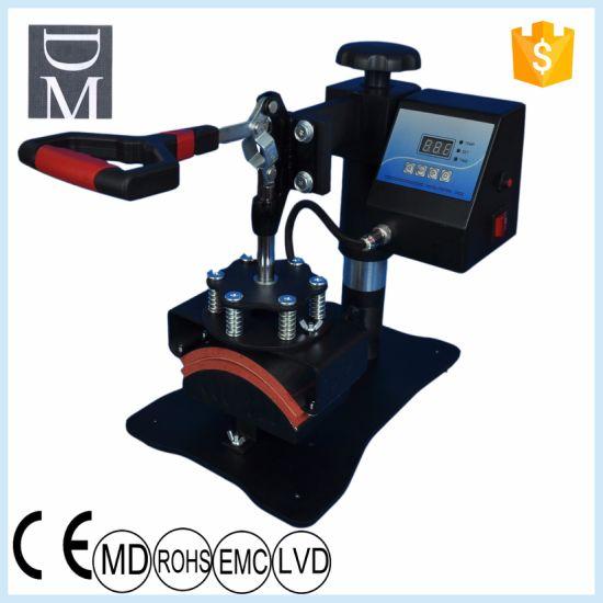 china new  sale high pressure cap heat press machine, pneumatic ...