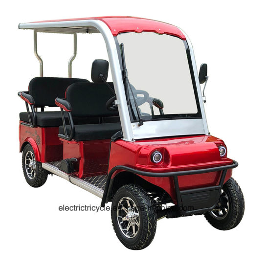 Made in China 4 Seater Electric Golf Cart for Sale pictures & photos