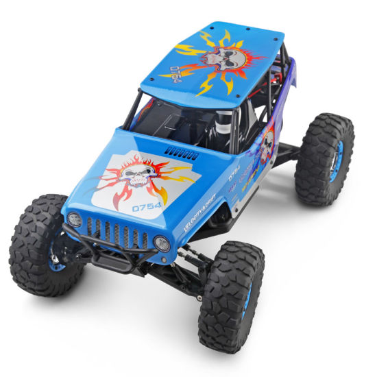[Hot Item] Universal 4WD Brushless Powerful Engine 4X4 off Road Remote  Control Car