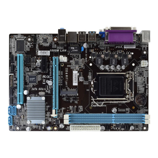 OEM Supply Intel H81 DDR3 16GB Motherboard