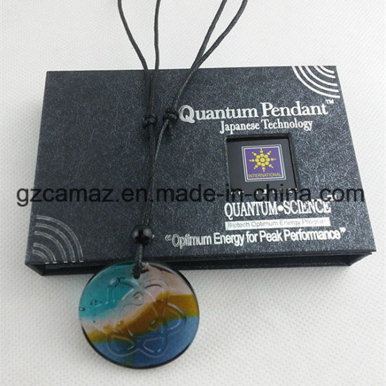 China Multicolor Scalar Energy Pendant with 2500ions - China