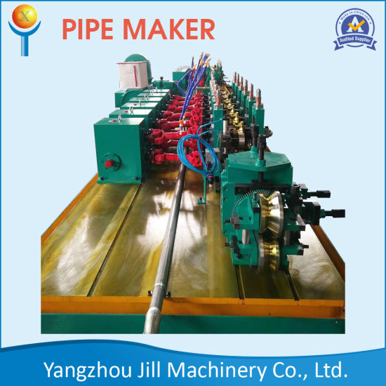 Stainless Steel Pipe Production Line/Pipe Making Machine/Tube Mill Iron Pipe Making Machine