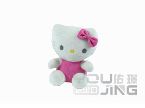 Hello Kitty Plush Toys : Pcs lot cm sweety dresses hello kitty plush doll plush toys for