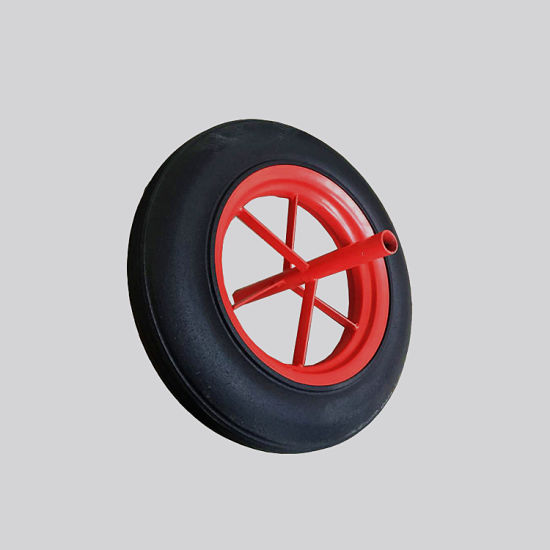 13''x3'' Solid Rubber Tires and Wheels