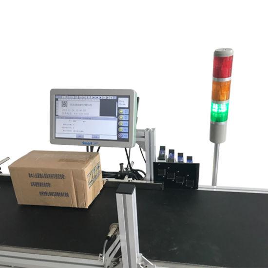 Splendid Smartjet Ink Jet Printer Variable Two-Dimensional Code for Wood/Big Box, Cosmetics and Building Material Market