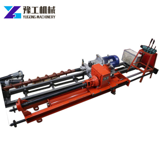 Small Land Drilling Machine One Man Water Well Drilling Rig