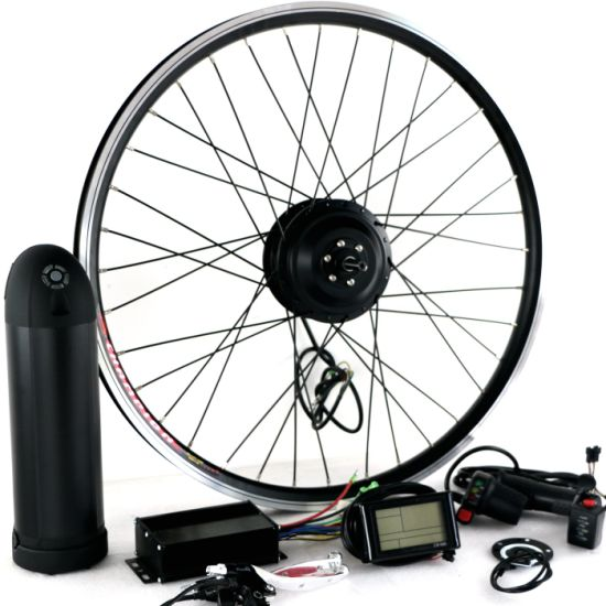China Agile 36v 250w Electric Bicycle Hub Motor Kit With Pas System