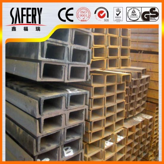 A36 Q195 Q235 5#-40# Ss400 Carbon Steel Construction Material U Channel Bars pictures & photos