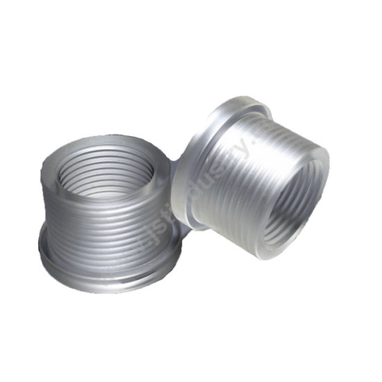 CNC Machined Plastic Acrylic Medical Use Bushing for Visual System