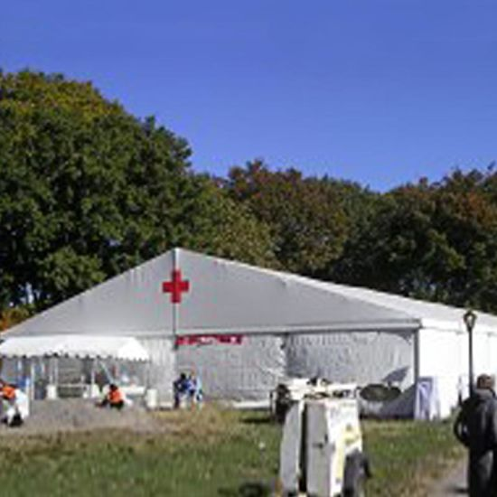 Best Quality Hospital Marquee Quarantine Tents for Diasater Relief in Italy Europe