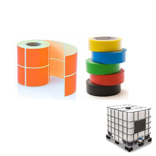 Aqueous Acrylic Emulsion Polymer for BOPP Tapes