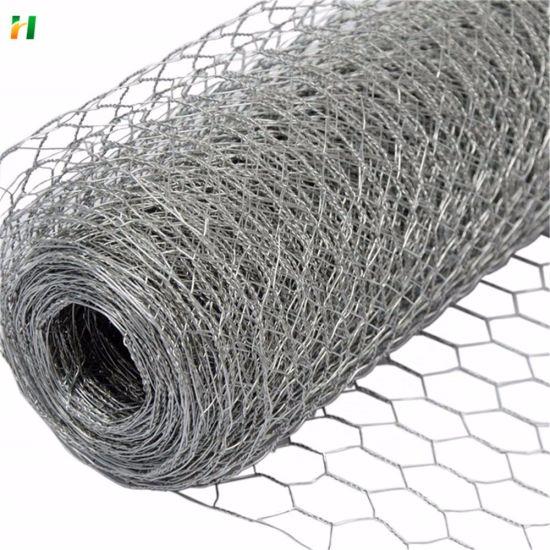 Hot Selling Wire Mesh/Hexagonal Galvanized Wire Mesh/Hexagonal Breeding Enclosure Mesh/Dyke Flood Control Gabion Mesh