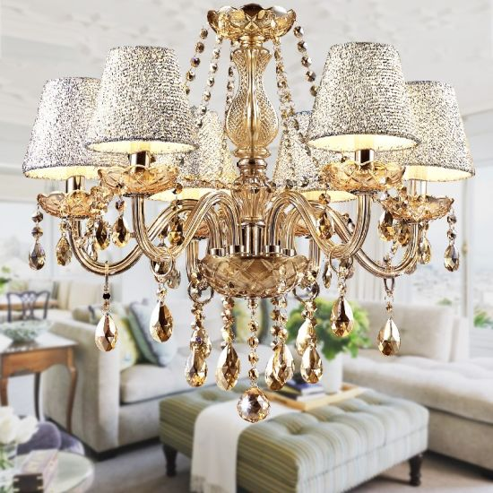 Chandeliers Light Fixtures 6 Lights