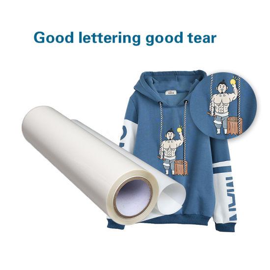 Korea Quality Printable PU Heat Transfer Vinyl for Shirt