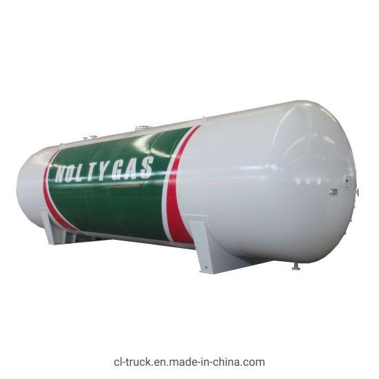 Clw Brand 100m3 Bulk LPG Skip Tank or Propane LPG Skip Tank