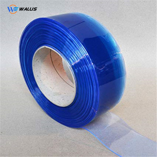 Cold Room Polar Soft Flexible Transparent Plastic PVC Curtain Strip Sheet for Cold Storage Industrial