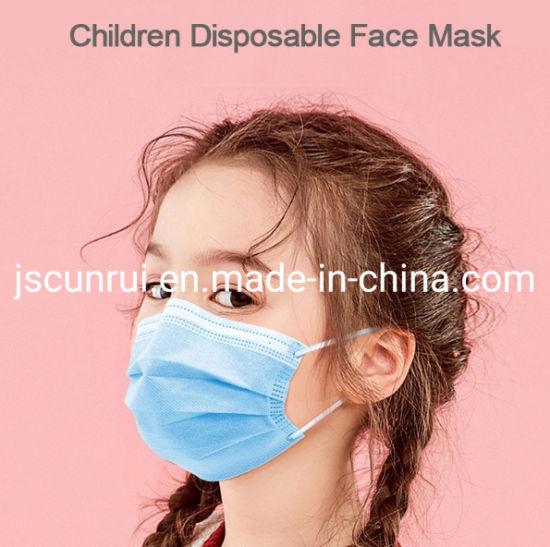 Disposable Non-Woven Dust-Proof Spot Children's Mask