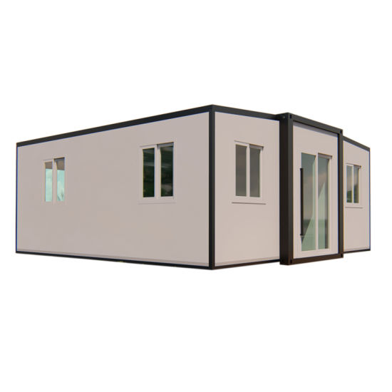 Prefab Villa Capsule Combined Mobile Modular Expandable Prefabricated Container House