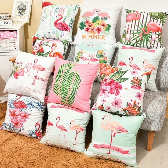Hot Sale Factory Wholesale Cushion Cover Decorative Printing Cushion Cover