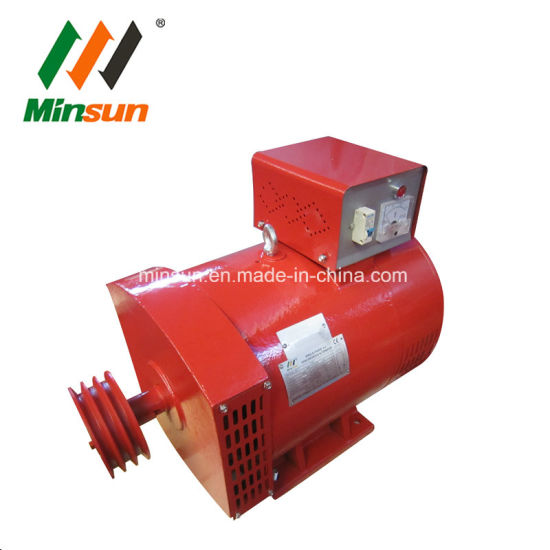 2-50kw St/Stc Brush AC Alternator with 100% Pure Copper Wire pictures & photos