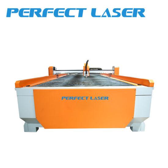Flat Bed CNC Plasma Cutting Cutter Machine on Sale