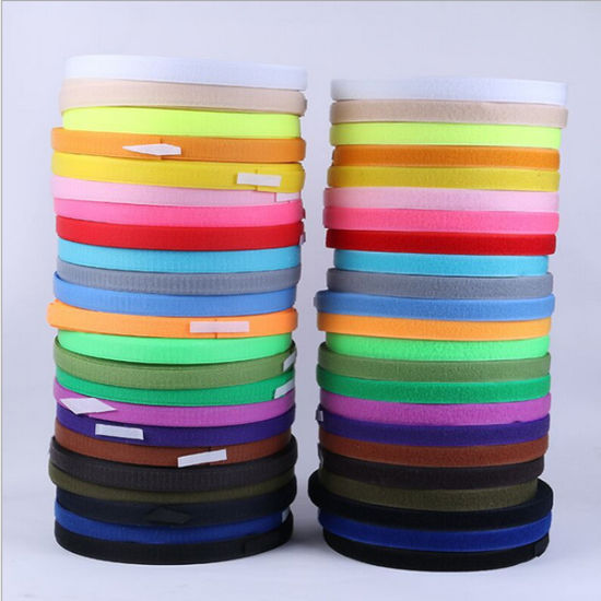 adhesive Hook and Loop Fabric Fastenering Tape
