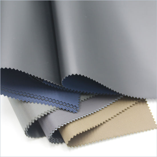 Wholesale Polyester Fabric with PA/PU/Silver/PVC Coating