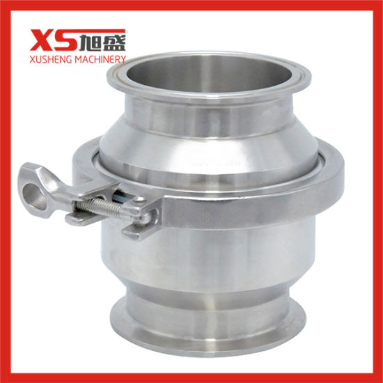 SS316L Sanitary DIN Check Valve with Ferrule Ends pictures & photos