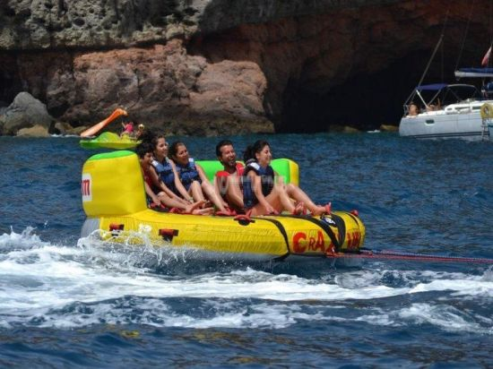 Inflatable Phantom Donut Boat, Inflatable Water Boat, Inflatable Saturn Rock UFO pictures & photos