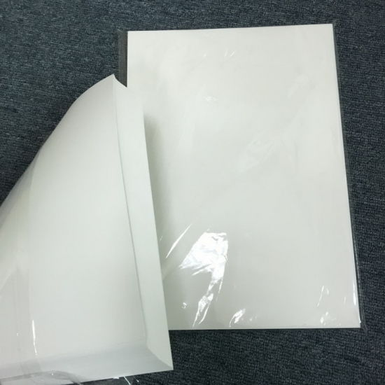 A4 Size Compatible Quick-Drying Heat Transfer Dye Sublimation Printing Paper