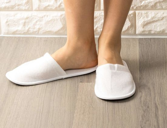 for Man in House/SPA/Office/Bedroom Slippers to Fiji