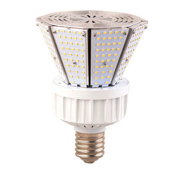 UL TUV 360 Degree 150lm/W E39 80W High Quality LED Post Top