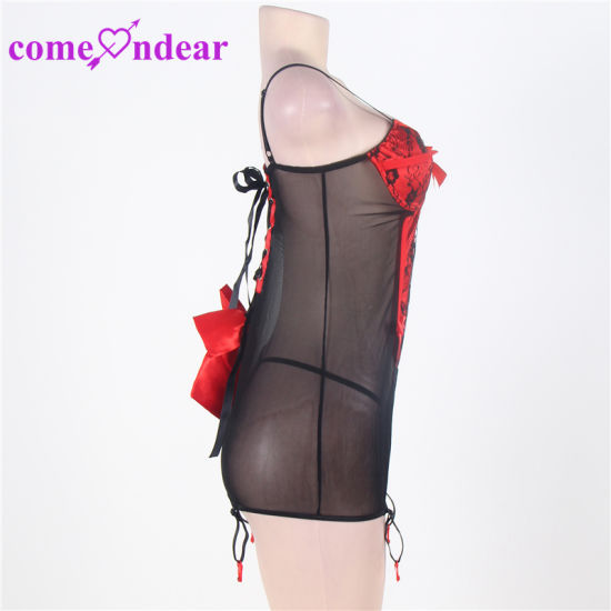 e7d77f2352d Plus Size on Sale Cupless Bustier Fat Women Sexy Lingerie Showing Nipples