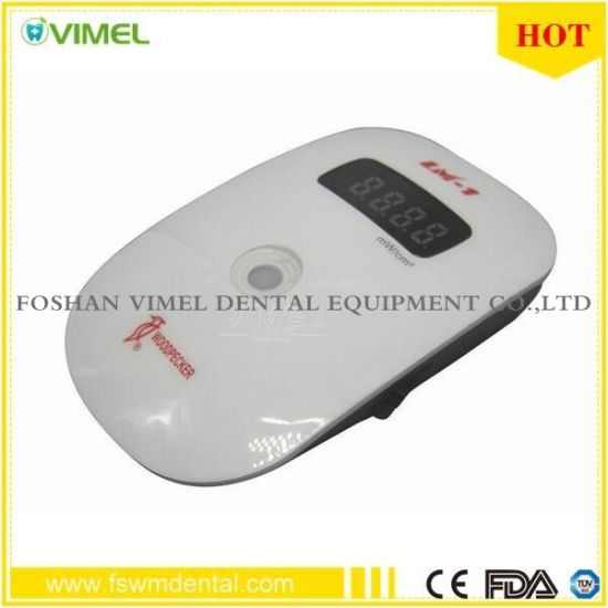 Dental Woodpecker LED Light Meter Light Cure Power Curing Tester pictures & photos