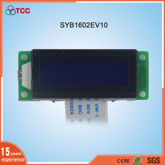 Standard Stn LCD 16X2 Monochrome Character 16pin Display I2c Serial  Interface 16*2 LCD Module