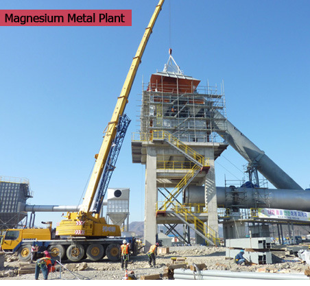 Leading in China Zk New Design Metal Magnesium Production