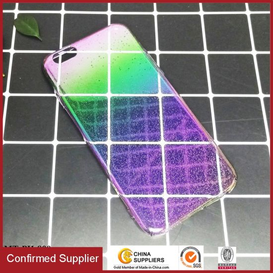 Rainbow Glitter Color 2020 Newest Arrival Mobile Phone Case Universal for iPhone 7/8/11