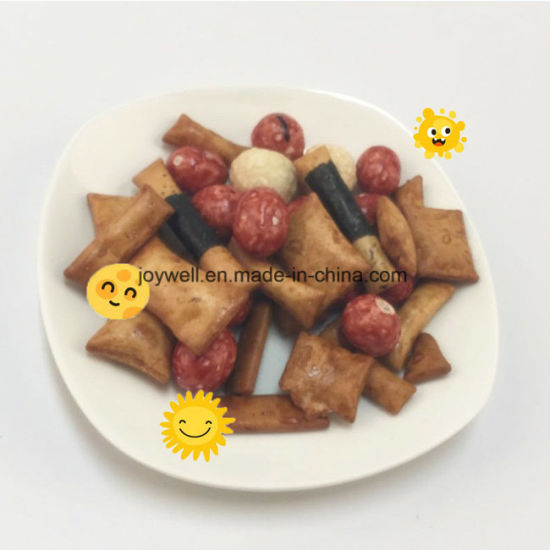 Various Snacks Mixed High Quality Food in OEM Packing